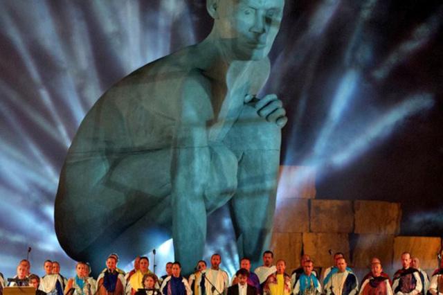 scart teatro Lajatico bocelli e morricone