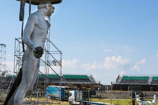 scart costruzione teatro Lajatico