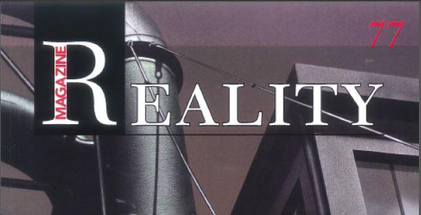 Reality Magazine – Riciclare ad arte