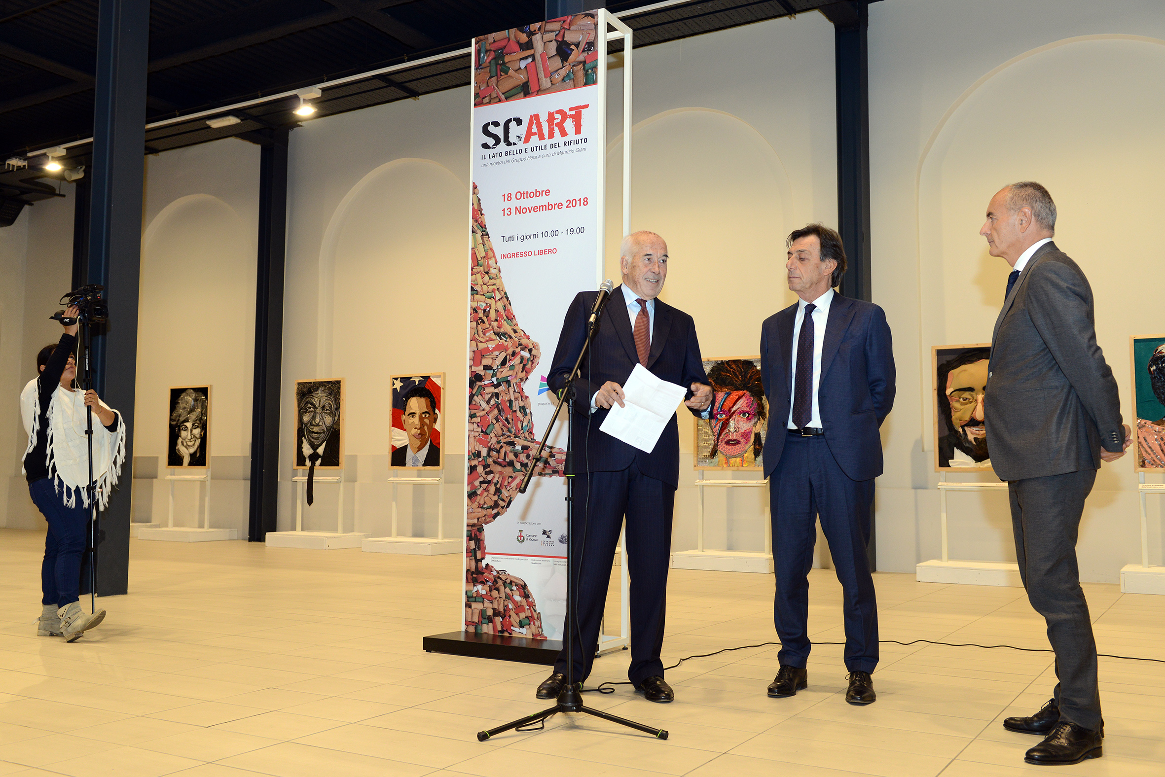 SCART in mostra a Padova