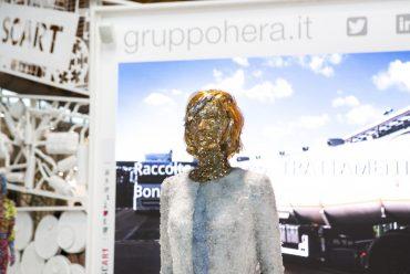 Lo Stand del Gruppo Hera a Ecomondo 2017