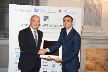 Corporate Art Awards 2017. Premiata la Waste Art di SCART