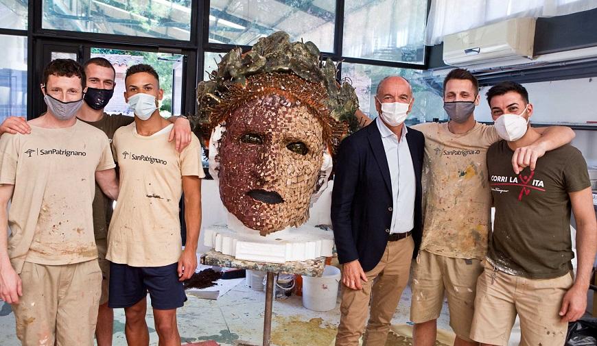 Scart e la comunità San Patrignano celebrano Dante